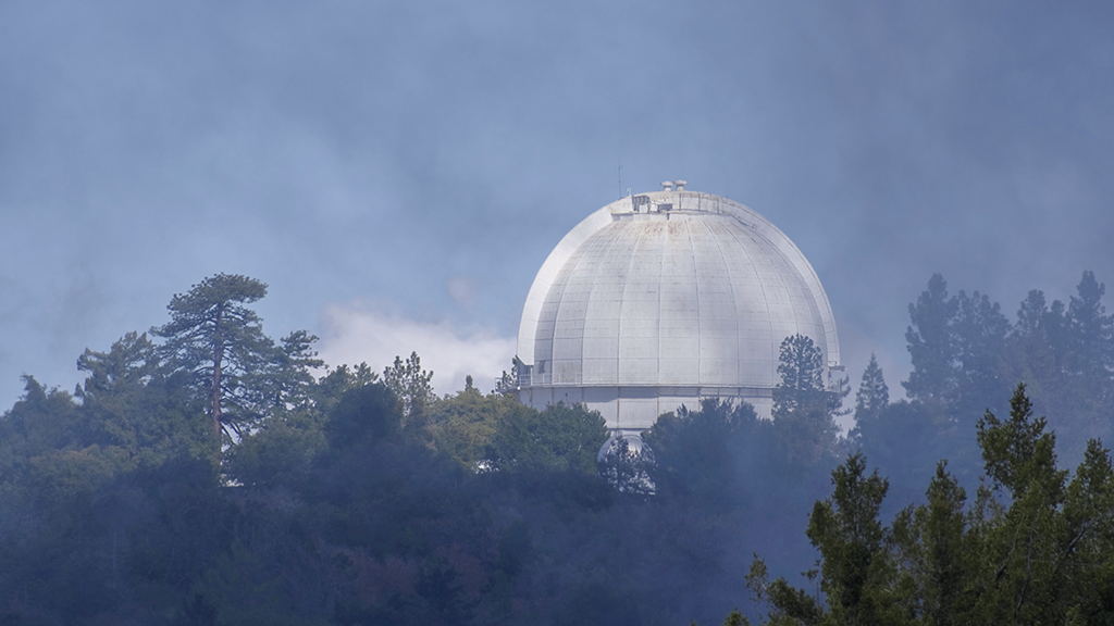 Mt. Wilson Observatory is one of many historical sites in the Angeles National Forest.